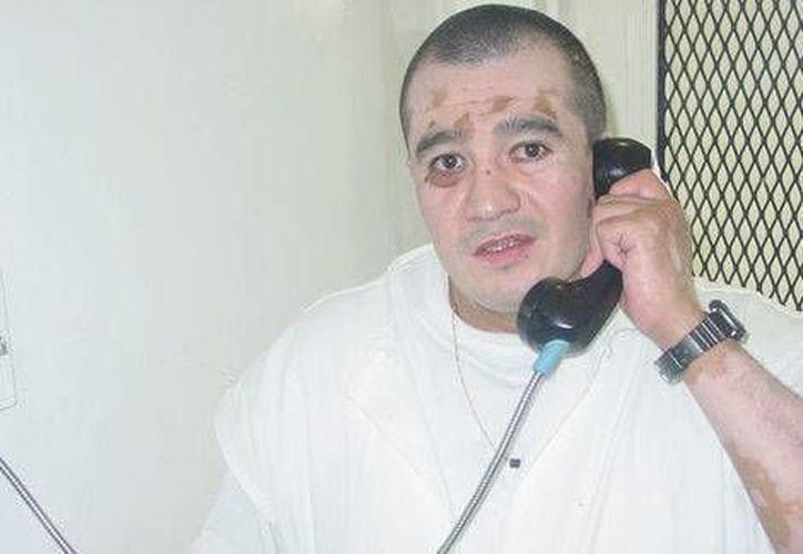 Edgar Tamayo mató en 1994 a un policía en Texas, donde la pena de muerte es cotidiana. Ahora espera su turno. (Foto: especial)