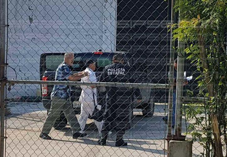 El presunto abusador fue trasladado al Cereso de Cozumel. (Redacción/SIPSE)