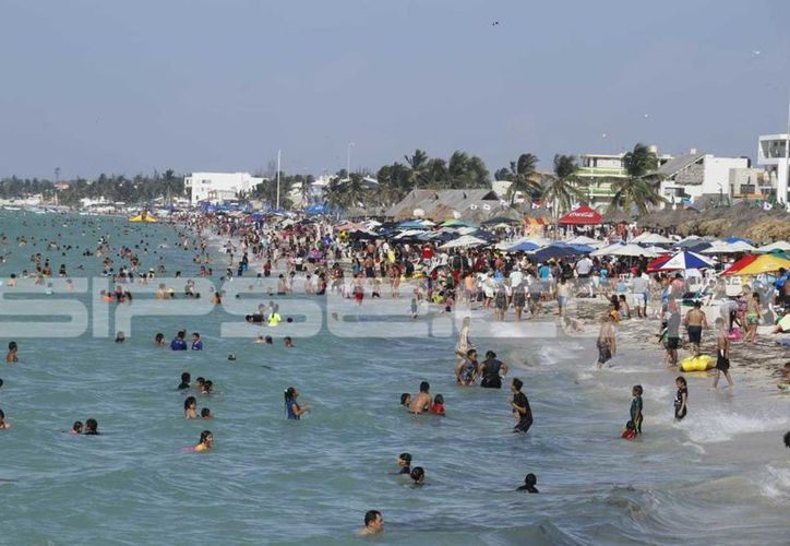 Hoteles del puerto reportaron ocupaciones de entre el 70 y 80 por ciento de sus habitaciones. (José Acosta/Milenio Novedades)