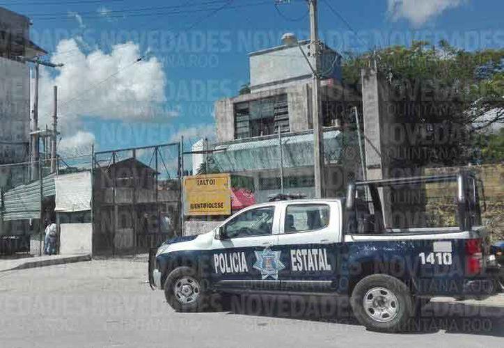 Revelan corrupción que se registra dentro de la cárcel de Benito Juárez. (Redacción)