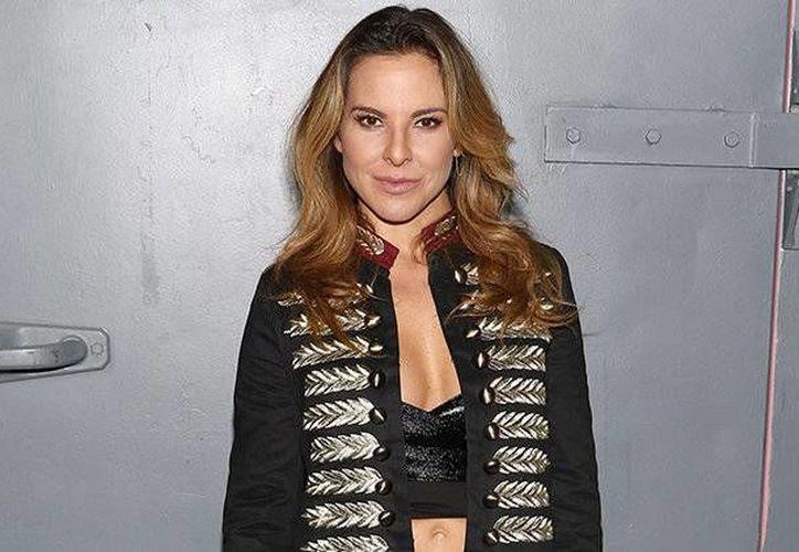 Kate del Castillo no viajaba a México, desde su encuentro con el narcotraficante Joaquín 'El Chapo' Guzmán.(Billboard.com)