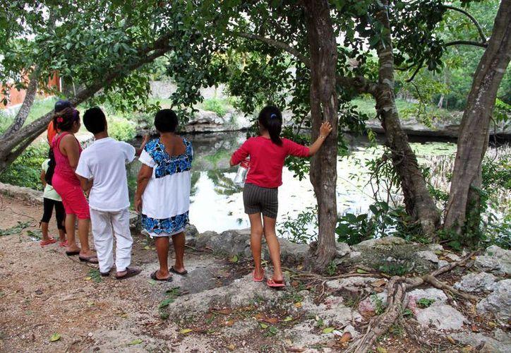 La agrupación Construyendo Sonrisas apoyará a los menores que habitan en las comunidades. (Yajahira Valtierra/SIPSE)