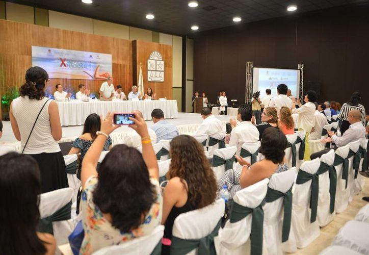 X Congreso Nacional de Defensorías Públicas de la República Mexicanase realiza en Cozumel del 25 al 27 de junio. (Gustavo Villegas/SIPSE)