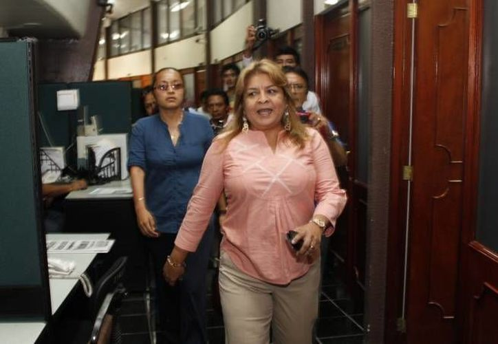 Edith Mendoza Pino gobernó el noveno municipio de Quintana Roo. (Archivo/SIPSE)