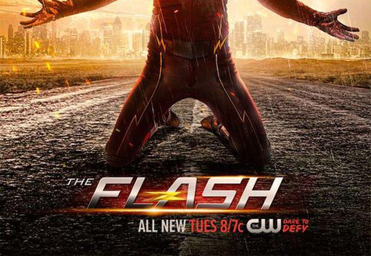 La segunda temporada de la serie <i>Flash</i> cuenta con nuevos personajes, el regreso de otros. 'Todo tiene sentido, todo tiene una mitología y es por eso que es real', afirmó Tom Cavahagh, quien da vida al Dr. Harrison Wells. (Twitter: @CW_TheFlash)