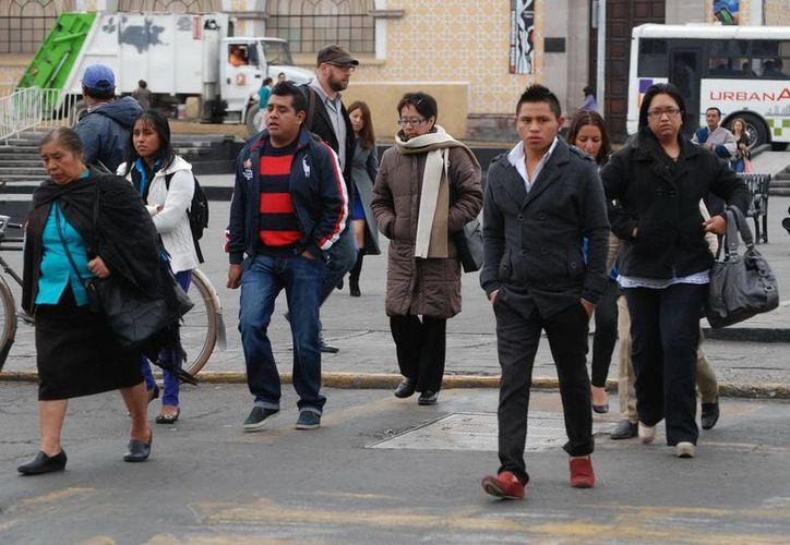 En 20 estados, entre ellos Sonora, Chihuahua, Morelos y Veracruz, se esperan temperaturas menores a los cinco grados centígrados. (Notimex/Foto de contexto)