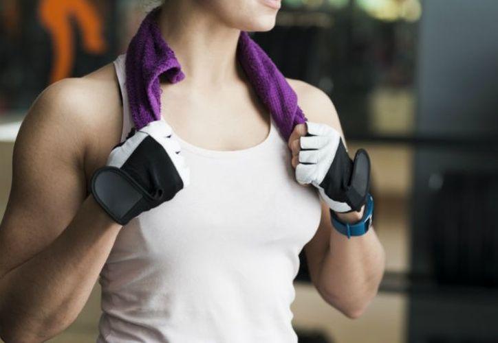 Cuando se padece diabetes y se practica un deporte, la planificación es clave. (El Debate)