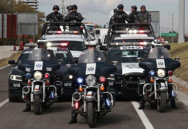El 29.3% considera que la militarización de las policías dará mayor certeza y confianza a los ciudadanos. (Archivo/Notimex)