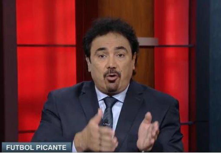 Sánchez mostró su descontento con el 'Tuca' y contra la Federación al asegurar que Ferreti  'se presta para esto'. (SDP Noticias)