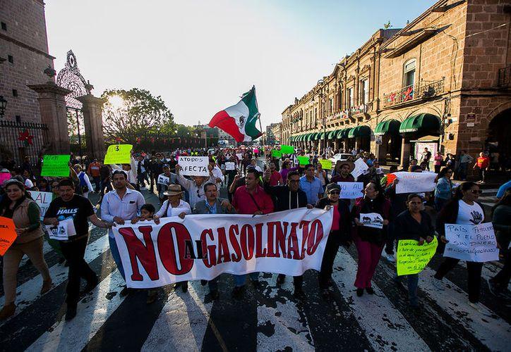 Así transcurrió 2017, el año más violento en la historia reciente de México.  (Foto: Contexto/Internet)