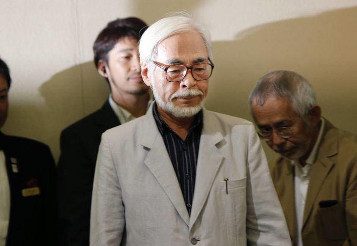 Miyazaki dejará de hacer películas para trabajar en su Museo Ghibli. (Agencias)