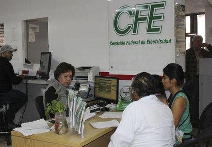 La CFE aumentó las tarifas de alto consumo. (Milenio)