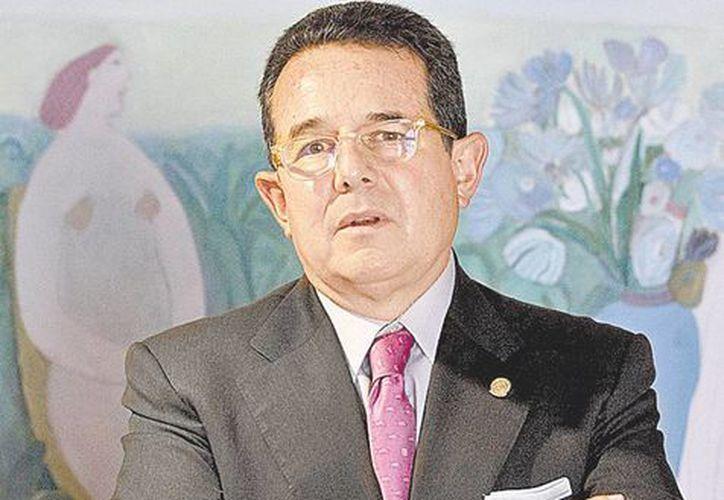 El legislador priista Francisco Arroyo Vieyra, presidente de la Mesa Directiva de la Cámara de Diputados. (Milenio Novedades)