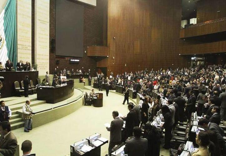 Las reformas serán discutidas y votadas en el pleno de la Cámara de Diputados entre jueves y viernes de esta semana. (Archivo Notimex)