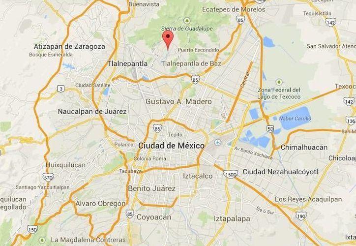 Los autores de la matanza en un predio particular de la delegación Gustavo Madero huyeron en diferentes direcciones. (Google Maps)