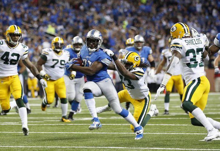 Los Packers (5-6-1) tienen una racha de cinco juegos sin victoria por primera vez desde 2008. (Agencias)