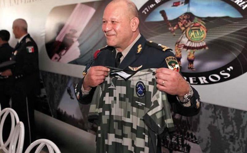Correcaminos presentó nuevo jersey en honor al Ejército Mexicano