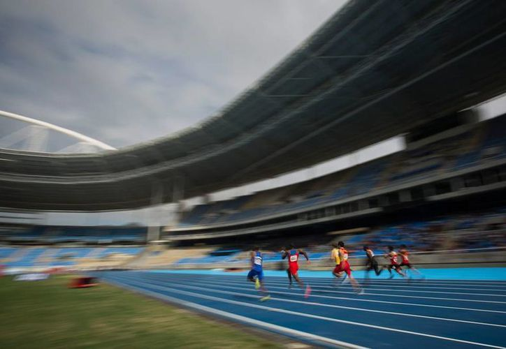 México tendrá 4 plazas para Juegos Olímpicos 2016, que se llevarán al cabo en Río de Janeiro, Brasil. La imagen está utilizada únicamente como contexto. (AP/archivo)