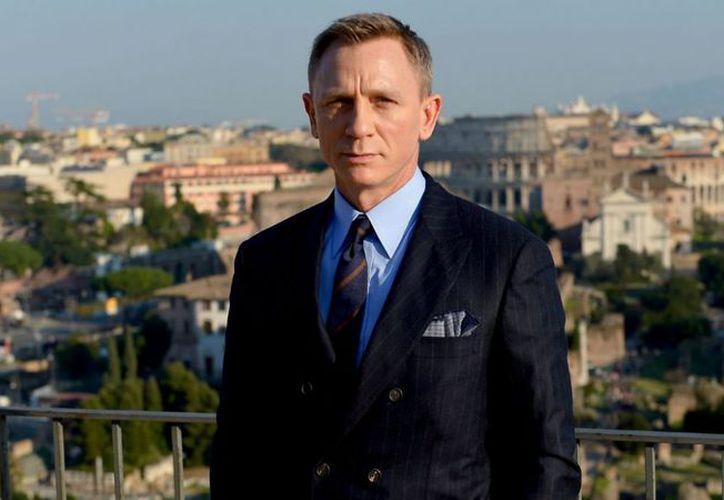 La nueva película del agente 007 será la entrega número 25 de la franquicia y la quinta que protagonizará Daniel Craig. (Foto: Teletrece)