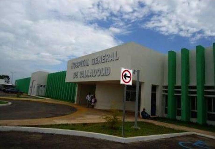 El Hospital General de Valladolid tiene un 98 por ciento de avance. (Milenio Novedades)
