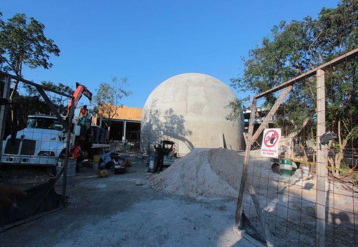 El nombre del planetario de Cozumel será elegido por los cozumeleños. (Gustavo Villegas/SIPSE)