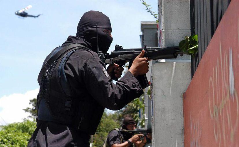 El sábado, la Policía capturó al salvadoreño Nelson Vladimir Valencia Masin, de 43 años, por supuesta participación en el secuestro de la niña. (EFE/Archivo)