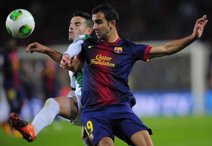 Barcelona humilló al Córdoba para avanzar a cuartos de final. (Foto: Agencias)
