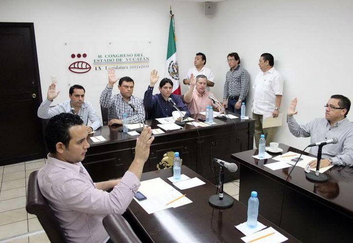 Comisiones de la LX Legislatura aprobaron ayer tres proyectos, entre ellos las candidaturas independientes. (Milenio Novedades)