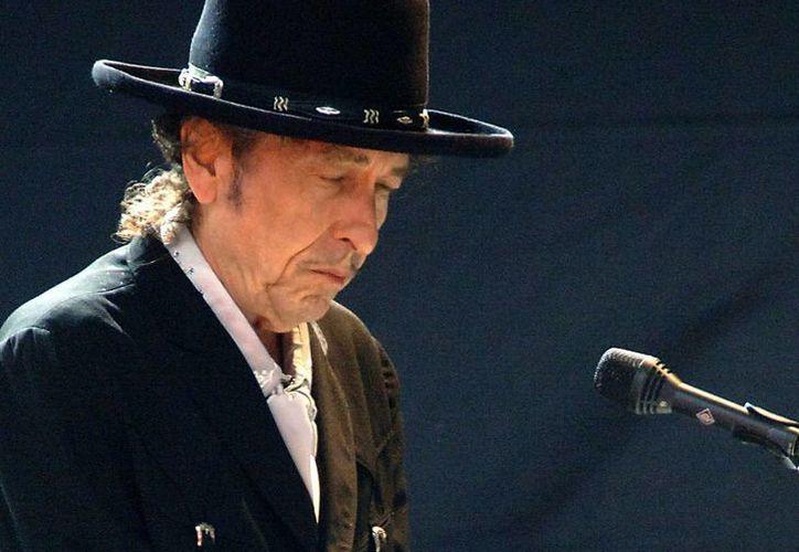 Bob Dylan tocó en el festival folk de Newport en 1965. (EFE)