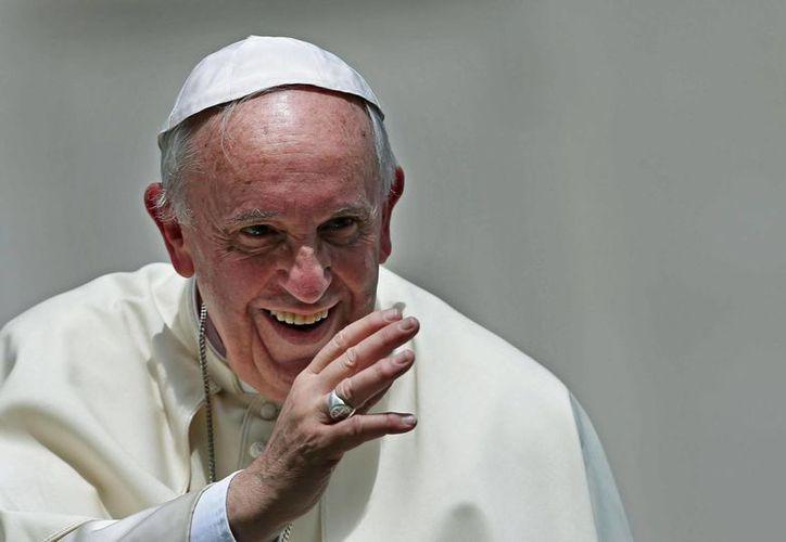 El Papa Francisco se dijo deseoso de saludar a los bosnios; llegará a la capital de ese país, Sarajevo, el próximo 6 de junio. (EFE)