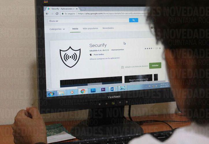 El programa Securify tiene deficiencias en su funcionamiento. (Jesús Tijerina/SIPSE)