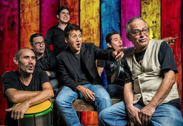 La agrupación cancunense Malix Peek prepara un nuevo disco. (Cortesía)