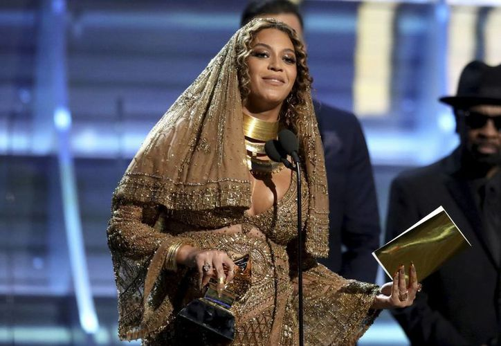 Beyonce ganó el Grammy al mejor video musical por 'Formation'. (AP)