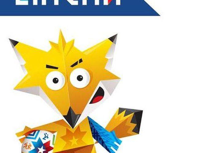 Zincha, mascota de la Copa América de Chile en 2015, debe su nombre a la combinación de las palabras hincha y zorro. (zimatchile.com)