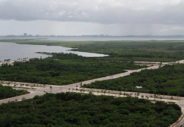 El proyecto incluye la construcción de una ciclopista. (Tomás Álvarez/SIPSE)