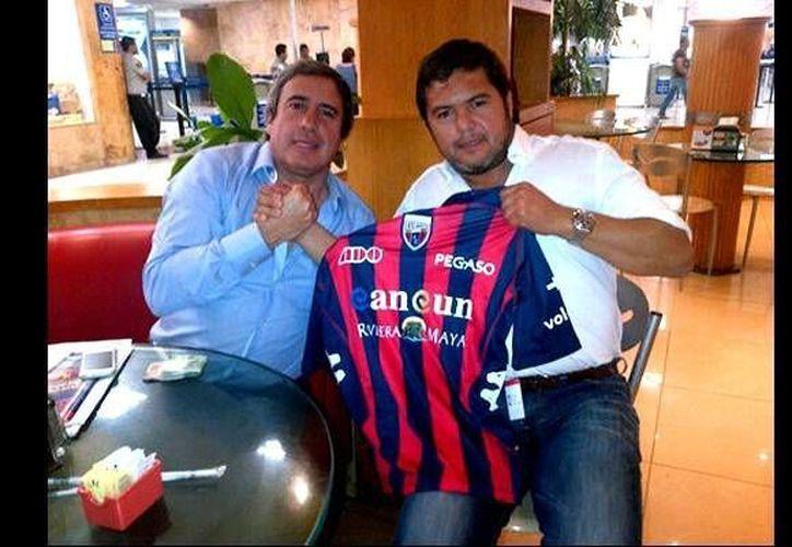 """El """"Travieso"""" debuta el próximo domingo frente a los Rayados de Monterrey. (Club Atlante)"""