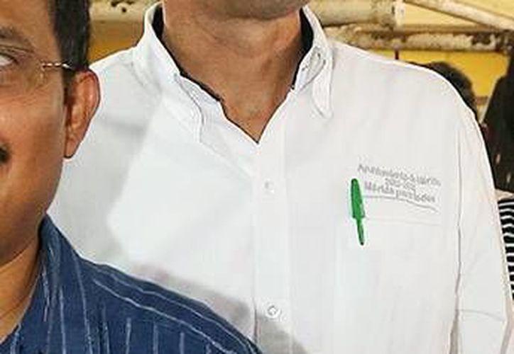 El director de Desarrollo Económico municipal, Felipe Riancho Cámara. (Milenio Novedades)