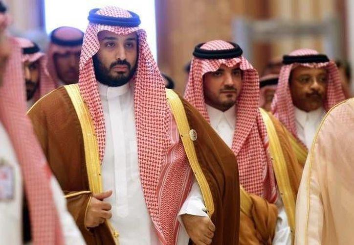 Mohammed bin Salman, ministro de Defensa de Arabia Saudita, es el poder tras el trono. (RT)