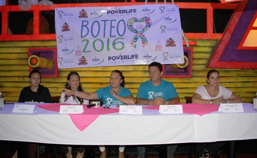 La Fundación Jorge Alann dio a conocer el arranque de la campaña. (Tomás Álvarez/SIPSE)