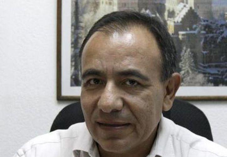 Manuel Torres Muñoz, delegado de la Comisión de Agua Potable y Alcantarillado en Benito Juárez e Isla Mujeres. (Redacción/SIPSE)