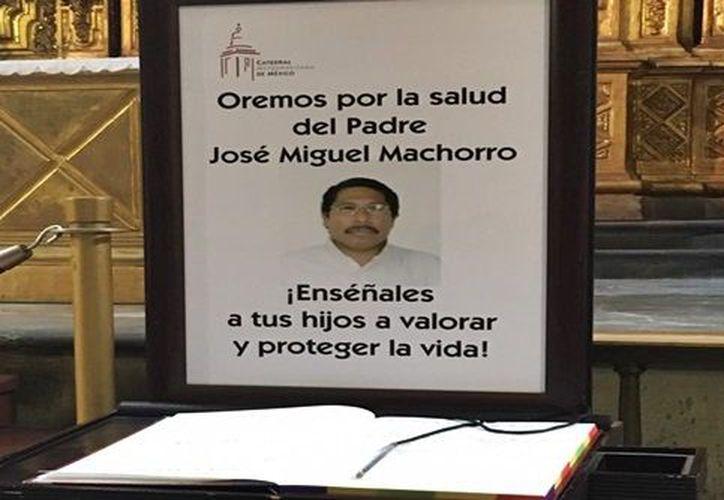 Machorro Alcalá, de 55 años de edad, fue apuñalado casi a las siete de la noche el 15 de mayo pasado. (La Razón)