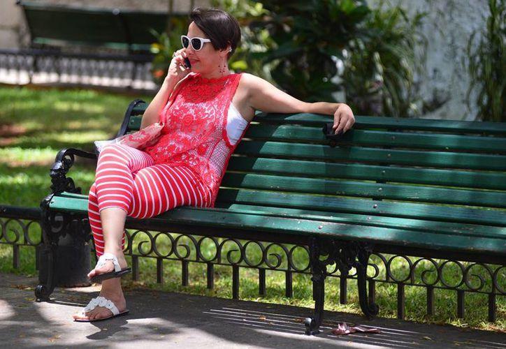 En estos días han prevalecido las altas temperaturas en Mérida y en Yucatán en general. (Luis Pérez/SIPSE)