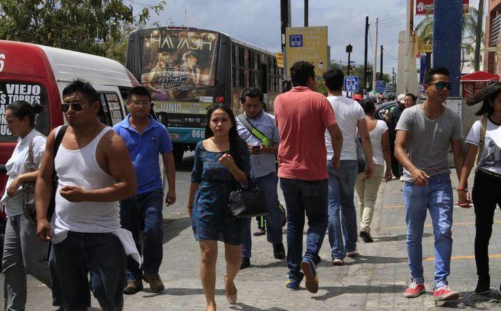 Se revelaron las encuestas aplicadas a los habitantes de la ciudad. (Tomás Álvarez/SIPSE)
