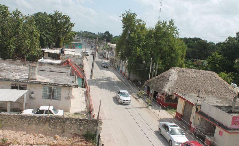 Necesitan más tierras para el proyecto urbano inmobiliario que acompañará al Tren Maya. (Carlos Castillo/SIPSE)