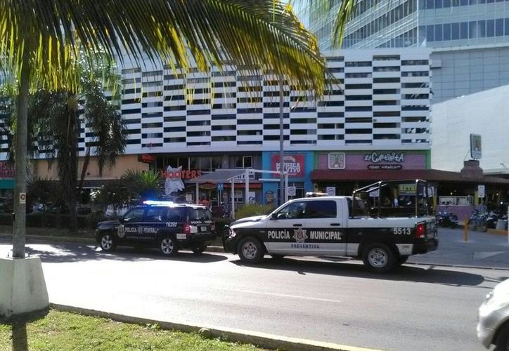 Dos sujetos asaltaron a un hombre que tenía 80 mil pesos en efectivo. (Rubén Darío/SIPSE)