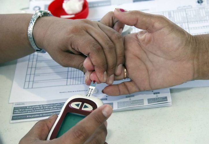 En evento de salud se practicarán pruebas relacionadas con diabetes. (Milenio Novedades)
