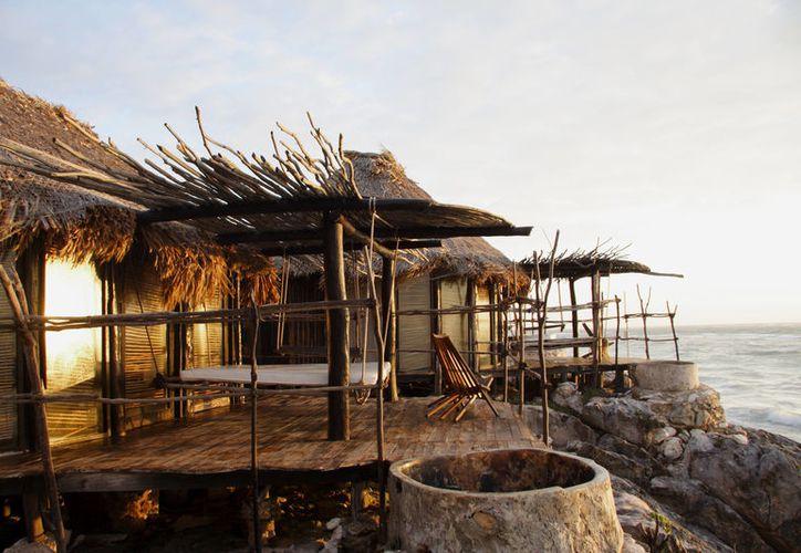Azulik Resort and Maya Spa, ocupó el tercer lugar del ranking internacinal de hoteles. (Foto: Contexto/Internet)