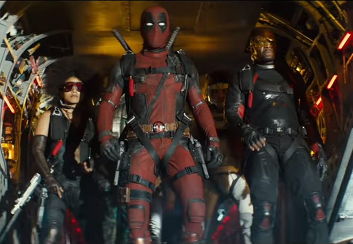 "Deadpool decide crear una franquicia, al que decide llamar ""X-Force"". (Foto: Captura/YouTube)"