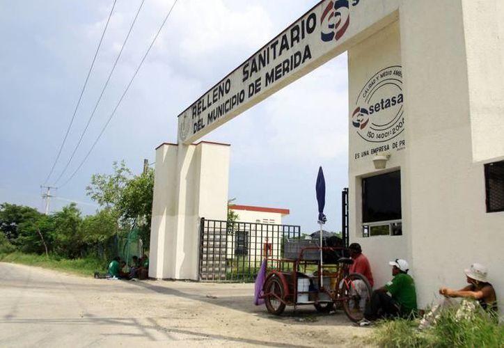 La primera Planta de Separación de Residuos Sólidos que se instaló en Yucatán, está ubicada en Mérida. (SIPSE)