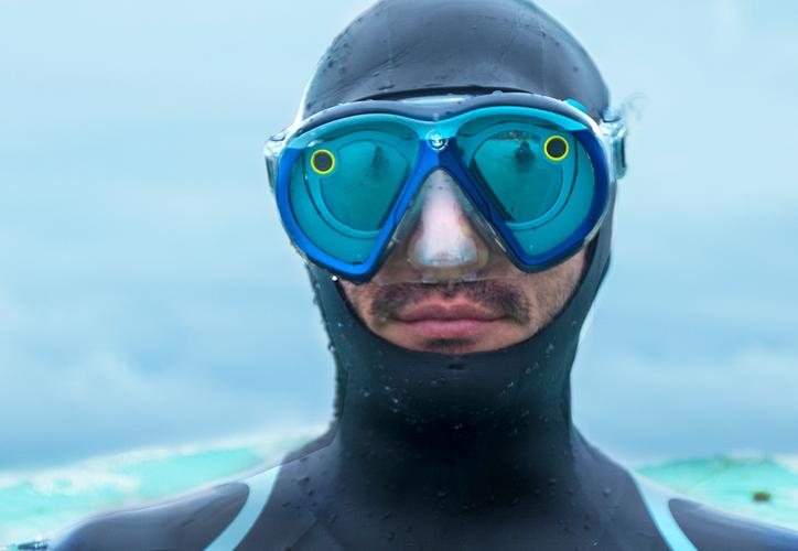 Los seguidores de Royal Caribbean de Snapchat han podido disfrutar de grabaciones submarinas en Cozumel. (Foto: Contexto/Internet)